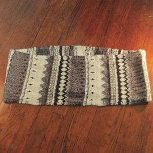 NWT American Eagle Wool Blend Circle Scarf